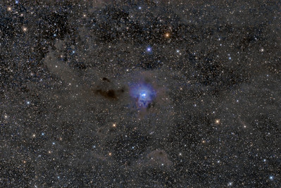 The Iris Nebula. This was taken 11/22/2011 from Dilly, TX. It was nice and cold out this night. Skies were pretty good. 20X360 800iso Darks Flats Bias Takahashi FSQ106edxiii Canon 5Dmarkii Hap Griffin Modified AP1200 SBIG guided