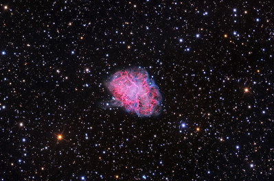 M1 The Crab Nebula