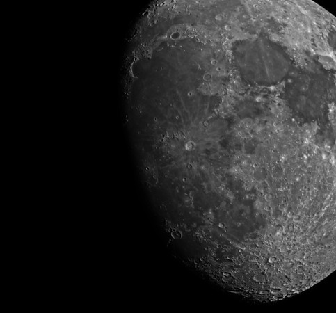 "July 2013 Moon 16""RCOS  Apogee f16 9X.3 sec 3nm HA"